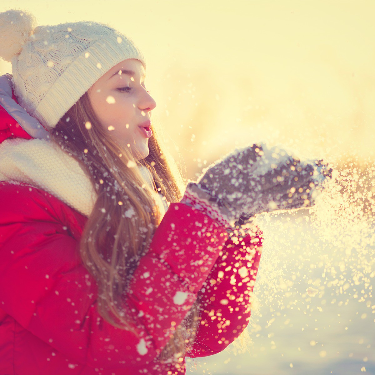 8 tips to make your locks shine this winter